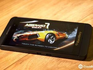 Asphalt 7: Heat now available on BlackBerry World for BlackBerry 10