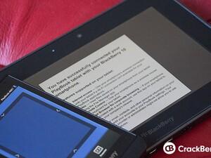 BlackBerry Bridge for BlackBerry 10 updated to v3.0.9.8