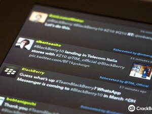 Blaq for BlackBerry PlayBook updated to v1.8.7