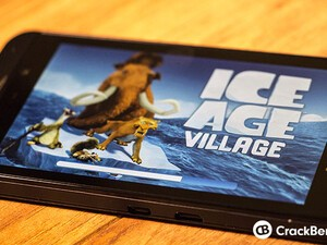 Ice Age Village from Gameloft now available for BlackBerry 10