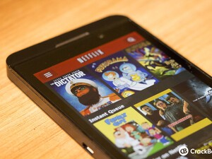 Message to Netflix: BlackBerry does support streaming protected content