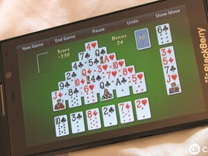 Anyone for a game of cards? Solitaire City comes to BlackBerry 10