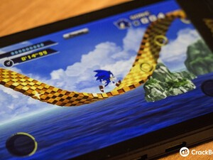 Sonic the Hedgehog 4 Episode I updated with BlackBerry Z10 support