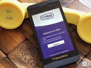 Viber halts plans for BlackBerry 10 Application