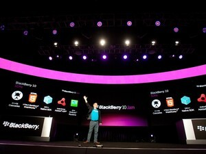 BlackBerry 10.1 Gold SDK now available for developers