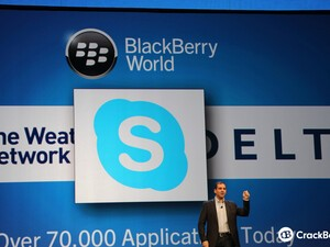 BlackBerry 10 Now Offers More Than 100,000 Applications to Customers