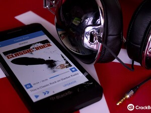 The top 10 music and audio apps for BlackBerry 10