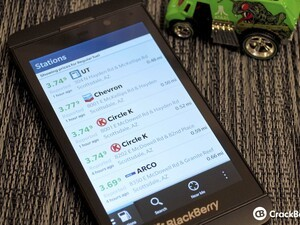Stop overpaying at the pump with GasBuddy for BlackBerry 10