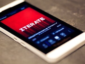 Iterate Podcast 42: Designing CrackBerry 10