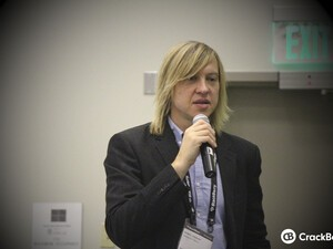 Anders Jeppsson hosting 'BlackBerry is Back' session at Ottawa International Game Conference