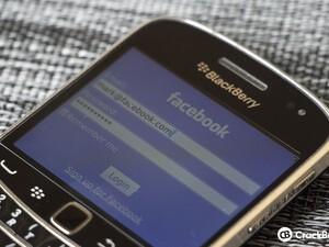 Facebook for BlackBerry smartphones updated to version 4.2.0.10