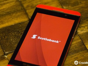 Scotia Bank Mobile Banking app for BlackBerry 10 now available