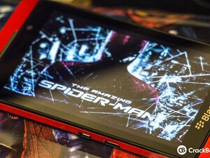 Gameloft brings web-slinging action to BlackBerry 10 with the release of The Amazing Spider-Man