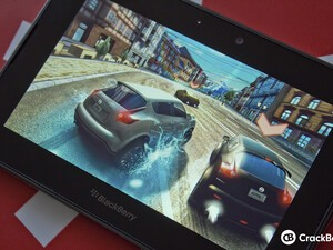 Asphalt 7: Heat, N.O.V.A. 3, and other great Gameloft titles now on BlackBerry PlayBook