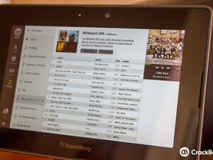 Get Spotify on your BlackBerry PlayBook!