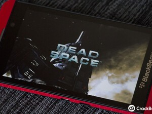 EA brings Dead Space over to BlackBerry 10