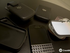 BlackBerry Q10 accessories