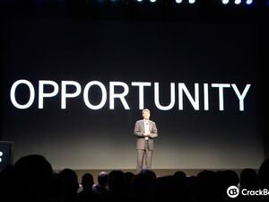 BlackBerry getting some love from SocGen and Wells Fargo