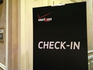 Live from Verizon's CTIA event - maybe they'll tell us today when the Q10 is getting released and Z10 updated?!
