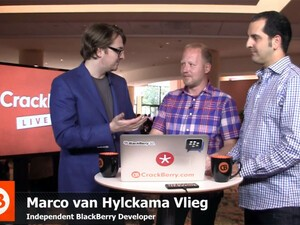 CrackBerry Live: A chat with Marco van Hylckama Vlieg