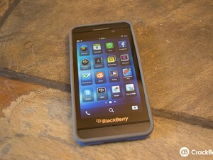 Keep things simple with the Poetic Borderline Case for the BlackBerry Z10