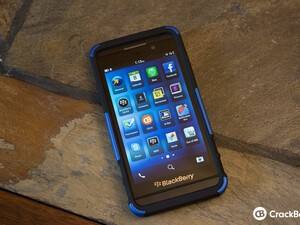 Keep your BlackBerry Z10 safe on the go with the Seidio Active case