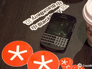 The BlackBerry Q10: Conference tested, blogger approved