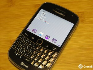 CrackBerry Asks: Would you want the ability to theme BlackBerry 10?