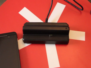Dock it up with the Mobi Products Desktop Charging Cradle for the BlackBerry Z10