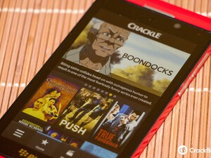 Crackle streaming TV and Movies app arrives for BlackBerry 10