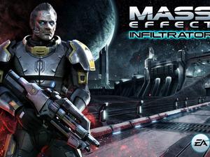 Mass Effect: Infiltrator arrives for BlackBerry 10