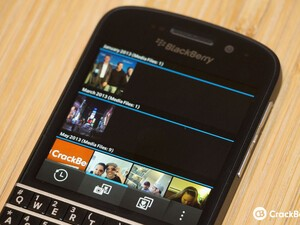 Brainstorming BB10: Improving the Pictures app