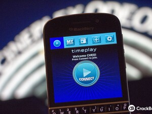 TimePlay interactive cinema app updated with BlackBerry Q10 support