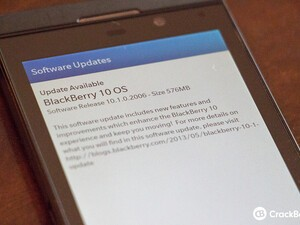 Digging into how carriers roll out BlackBerry OS updates
