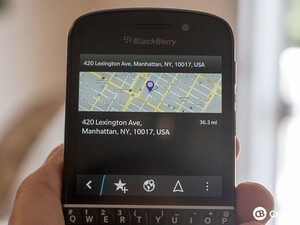 BlackBerry Maps updated to v10.1.0.808 to fix crash bug