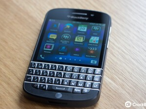 AT&T BlackBerry Q10 available for preorder starting June 5th