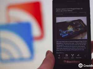 The best Google Reader replacements on BlackBerry 10