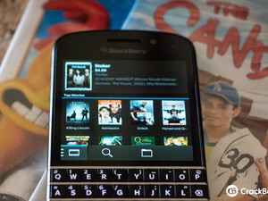 CrackBerry Asks: Do you buy movies from BlackBerry World?