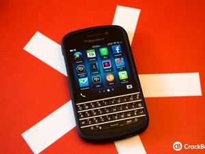 The Seidio Surface Case and Holster make a great pair for the BlackBerry Q10