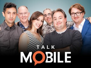 Subscribe now to Talk Mobile via RSS, YouTube, and iTunes!
