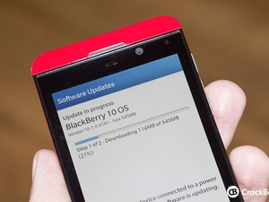 BlackBerry OS 10.1 maintenance release begins rolling out