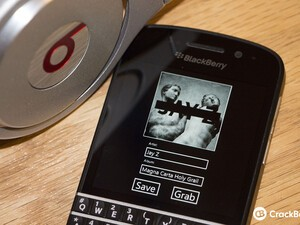 Cover Grabber for BlackBerry 10 updated with performance enhancements