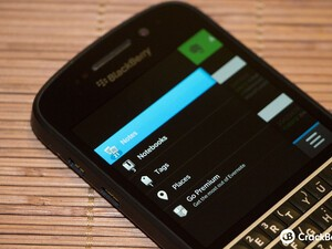 Evernote for BlackBerry 10 enters the BlackBerry Beta Zone
