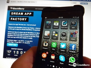 BlackBerry in the Philippines offering up a sweet competition