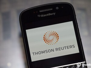 BlackBerry joins the  Thomson Reuters 'Top 100 Global Innovators' list