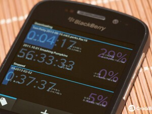 Access uTorrent on the go with Torrent Time for BlackBerry 10