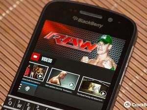 WWE lays the smackdown on BlackBerry World, brings their app to BlackBerry 10
