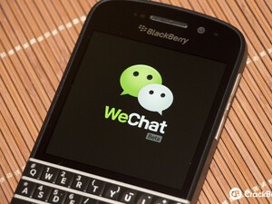 WeChat announces their BlackBerry 10 app will be available for download soon