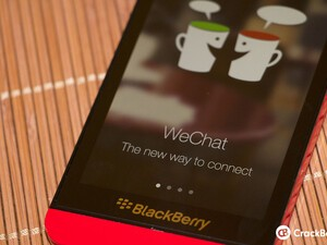 WeChat for BlackBerry 10 has arrived, now available in BlackBerry World