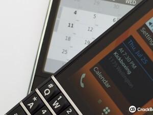 BlackBerry 7 to BlackBerry 10: Calendar